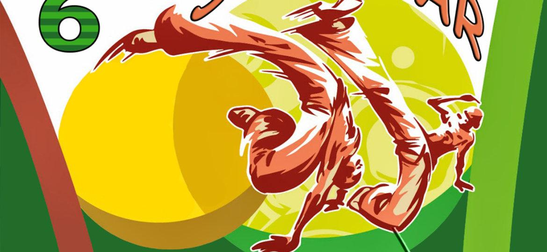 Storm Capoeira Bom menino seminar