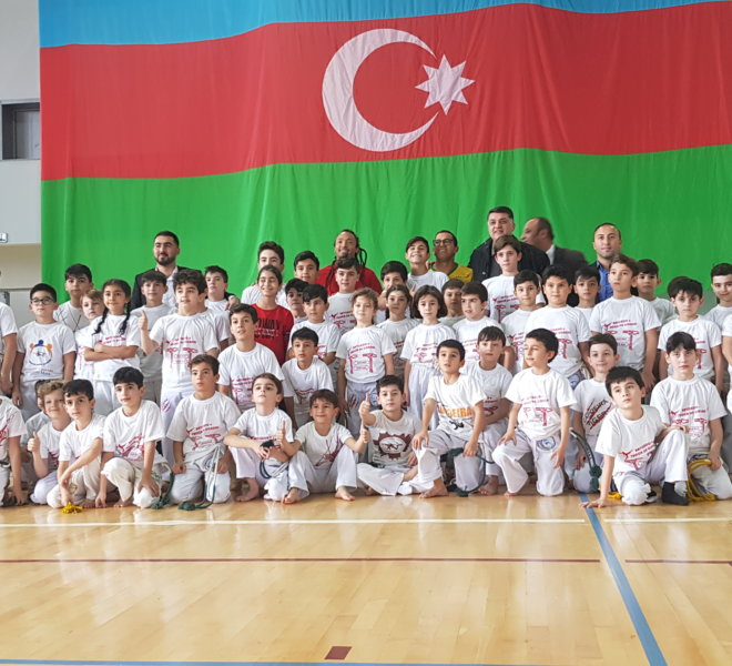 open baku championship on sport capoeira